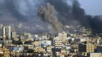 Suudi koalisyon son 4 günde 150 kez Yemen'e saldırdı