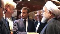 Macron ve Johnson'un Ruhani'nin Trump ile görüşmesi yönünde ısrarı