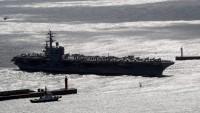 Çin, ABD Savaş Gemisini Ablukaya Aldı