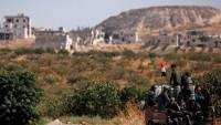 Suriye Ordusu, Beyaz Miğferlilerin Yerlatı Sığınağını Buldu
