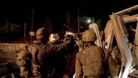 İşgal Güçleri Batı Yaka'da 27 Kişiyi Gözaltına Aldı