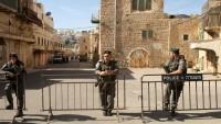 İşgal Güçleri El-Halil'de Yoğun Güvenlik Önlemleri Aldı