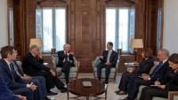 Beşşar Esad: ABD ve Türkiye Savaşı Körüklüyor