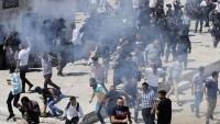 66 Çatışma da Bir Filistinli Şehit Edildi, Bir İşgalci Geberdi!