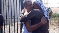 İşgal Güçleri Filistinli Esiri Serbest Bıraktı