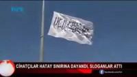 Cihatçılar!!! Hatay sınırında Türk Askeri ile Çatıştı