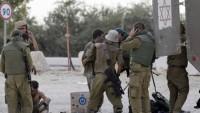 Lübnan Hizbullahı İle Siyonist Askerler Arasında Sınır Bölgesinde Çatışma Yaşanıyor