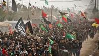 İran'dan Irak'a Erbain ziyaretçilerin akını sürüyor