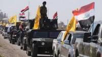 Haşdi Şabi: ABD, IŞİD teröristlerini Irak'a sokmaya çalışıyor