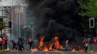 Şili'deki zam protestolarında ölü sayısı 8'e yükseldi