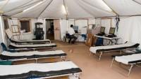 Sipahiler Ordusu Erbain ziyaretçilerine sağlık hizmeti sunuyor