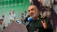 General Selami: Düşman İranlılarla fotoğraf çekmek için yalvarıyor