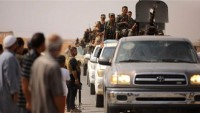 Suriye ordusu Türkiye sınırının kontrolünü ele alıyor