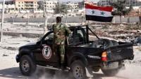 Suriye ordusu Münbic kentinde konuşlandı