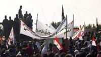 Suriye'de Türkiye karşıtı protesto eylemleri sürüyor