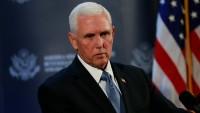 Mike Pence: ABD Bercam'dan çekilerek İran karşısında durdu
