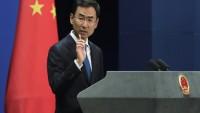 Çin Dışişleri: Operasyonu Durdurun