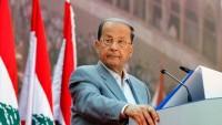 Lübnan Cumhurbaşkanı: İsrail, Yeni Durumlar Empoze Etmeye Çalışıyor