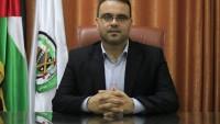 Kasım: Filistin Yönetimi'nin Tavrı Halkla Alay Etmektir