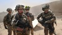 Afganistan'da, 8 Amerikan terörist askeri havaya uçuruldu