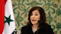 Şam, Suriye'nin kuzeyinde güvenli bölge oluşturulmasına karşı çıkıyor