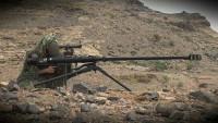 Yemenli keskin nişancılar, Hecce'de operasyon düzenledi