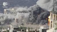 Suudi rejiminin Yemen'e yönelik saldırıları devam ediyor