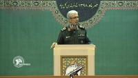 Tümgeneral Bakıri: İran düşmanlara karşı çok güçlü bir caydırıcılık oluşturdu