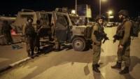 Siyonistler, el Halil'e baskın düzenledi