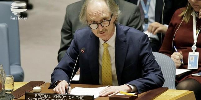 BM yetkilisinden İran'a teşekkür