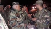 Suriye ordusu Türkiye sınırına yaklaştı