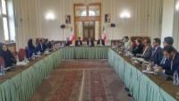 Yemen büyükelçisi ile Latin Amerika ülkeleri büyükelçileri ortak toplantısı
