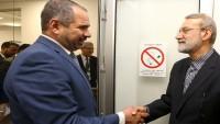 Laricani: Irak'ın güvenliği İran için faydalı