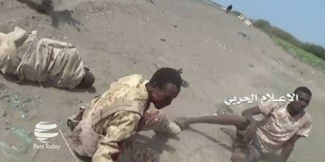 Yemen Ordusu onlarca Suudi işbirlikçiyi esir aldı
