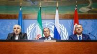 İslami İran Dışişleri Bakanı Zarif: İran, Şam'ın isteği üzerine Suriye'de varlık gösterecek