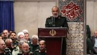 İran Devrim Muhafızları: Siyonist İsrailin en ufak hatası son hatası olur