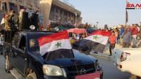 Suriye ordusu Haseke'de uluslararası önemli bir yolun kontrolünü ele geçirdi