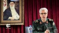İran Genelkurmay Başkanın'dan İran topraklarına yönelik her türlü olası saldırı konusunda sert uyarı