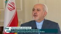 Muhammed Cevad Zarif: Amerika'nın Yaptırımları İran Halkına Karşı Savaş Açma Anlamına gelir