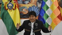 Bolivya'da Morales seçimi kazandıklarını duyurdu