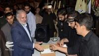 100 bin Pakistan'lının Hüseyni Erbain için İran'a giriş yaptı