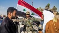 Suriye ordusu, 5 yıl sonra Rakka'ya girdi