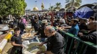 Erbain Yürüyüşlerinde 22 Ülkeden Hizmet Çadırları Kuruldu