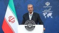 İran Hükümet Sözcüsü: Siyonist rejim, bölgenin parazitidir