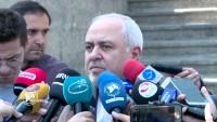 Cevad Zarif: Avrupa, nükleer anlaşmada telafi edici girişimleri kullanamaz