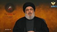 Seyyid Nasrullah: ABD Lübnan sorunlarının çözümünü engelliyor