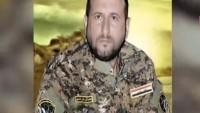 Irak'ta Vahşi Cinayet! Haşdi Şabi Komutanı Vahşice Şehit Edildi!