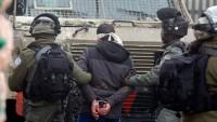 İşgal Güçleri Kudüs'te Filistinli İki Genci Gözaltına Aldı