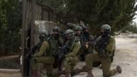 İşgal Güçleri Ramallah'a Bağlı Kuber Beldesinde Üç Kişiyi Gözaltına Aldı