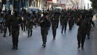 Kudüs Müfrezeleri Gazze Şeridi'nde Askeri Geçit Töreni Düzenledi